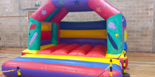 Bouncy castle KPK