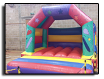 KPK Bouncy Castle Cornwall