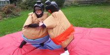 Bouncy Sumo Suits KPK Cornwall