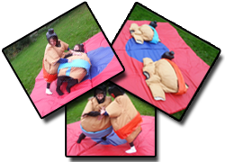KPK Sumo suits Cornwall